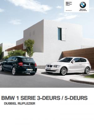 BMW 1 Serie folder