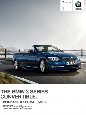 BMW 335i folder front