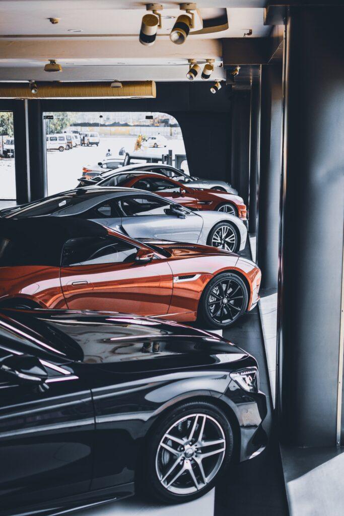 Exclusieve auto's kopen